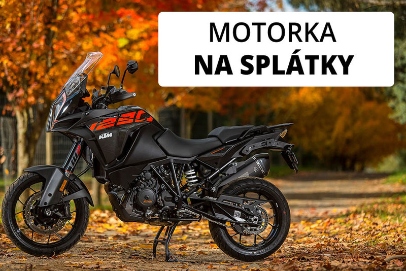 7307df344 Zaujímavosti : Motorka na splátky - návod ako na to | ADAMS TRADE a.s.